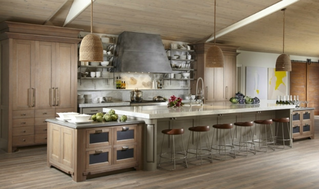 Transitional Kitchen Look