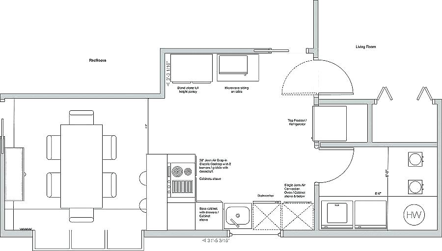 Kitchen Floorplans 101 Marxent